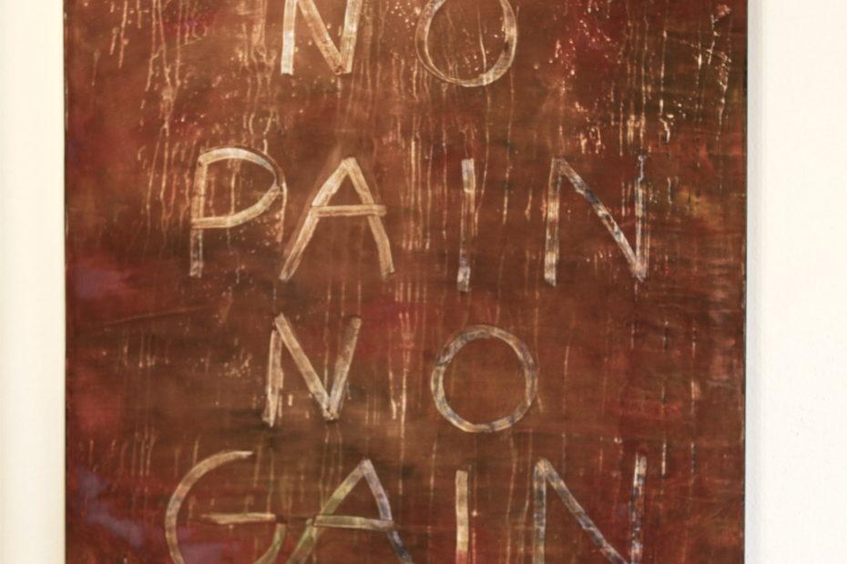 No pain no gain ©️Florian Hussl