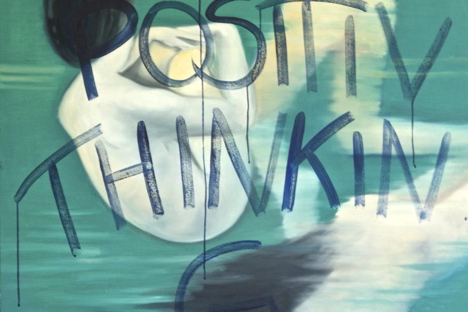 Positive thinking ©️Florian Hussl